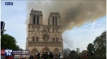 """""""Notre-Dame, l'incroyable sauvetage"""": revoir le grand format de BFMTV"""