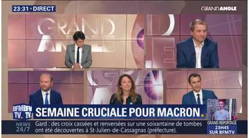 Semaine cruciale pour Emmanuel Macron (2/2)