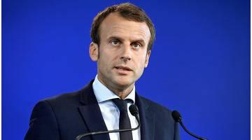 Conférence de presse d'Emmanuel Macron