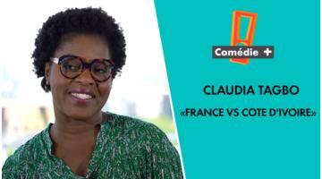 """Interview """"France vs Côte d'Ivoire"""" Claudia Tagbo - Comédie+"""