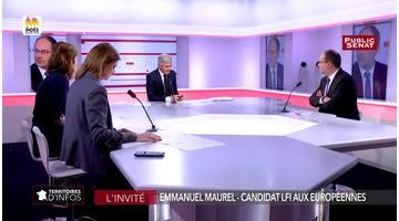 Avec Emmanuel Maurel, Damien Abad, Florian Philippot...