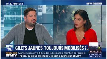 Gilets jaunes: Toujours mobilisés ?