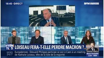 Européennes: Nathalie Loiseau fera-t-elle perdre Emmanuel Macron ?
