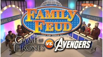 Une famille en or : GoT VS Avengers - Saturday Night Live en VOST avec Adam Sandler