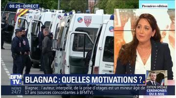 Blagnac : le preneur d'otages arrêté