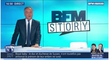 BFM Story du mercredi 8 mai 2019