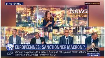 Européennes: Sanctionner Emmanuel Macron ?