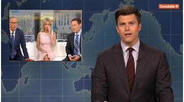 Weekend Update: Trump Lost Over $1 Billion - Saturday Night Live en VO avec Emma Thompson