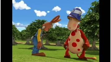 Le manège enchanté : Le chapeau fait la vache