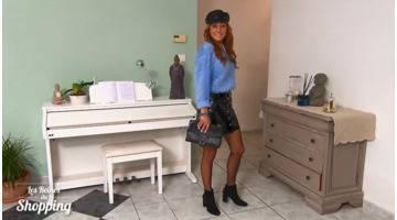 Les Reines du Shopping : Branchée avec des bottes de couleurs : journée 2