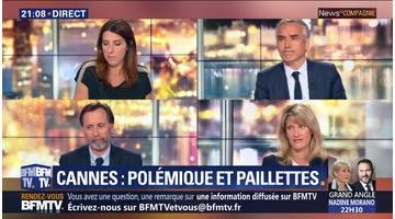 Cannes: Polémique et paillettes