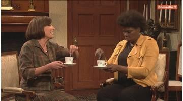 Coach en bonnes manières - Saturday Night Live en VOST avec Emma Thompson