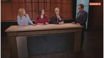 Le concours de cuisine - Saturday Night Live en VOST avec Emma Thompson