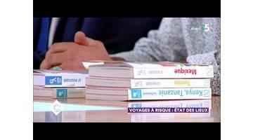 Voyages à risques : état des lieux - C à Vous - 14/05/2019