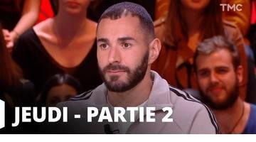 Quotidien, deuxième partie du 16 mai 2019 avec Guillaume Pepy et Karim Benzema