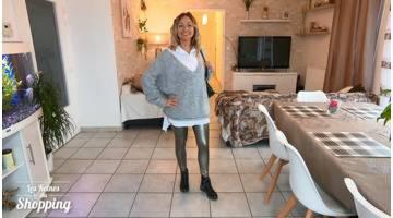 Les Reines du Shopping : Branchée avec des bottes de couleurs : journée 4