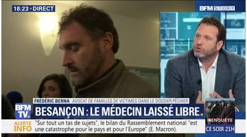 Besançon: le médecin laissé libre