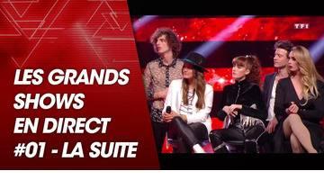 The Voice 2019 - La suite Direct 01 (Saison 08)