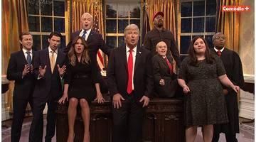 Don't Stop Me Now avec Alec Baldwin - Saturday Night Live en VOST avec Paul Rudd