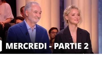 Quotidien, deuxième partie du 22 mai 2019 avec Jacques Attali et Virginie Efira