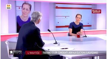 Best Of Territoires d'Infos - Invitée politique : Fabienne Keller (23/05/19)