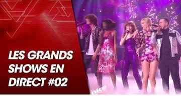 The Voice 2019 ! - Direct 02 (Saison 08)