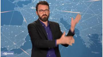 Le 10 Minutes : Le 10 Minutes du mercredi 29 mai en LSF