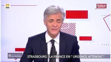 Invité : Jean Bizet - Le journal des territoires (12/12/2018)