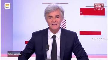 Invité : Michel Savin - Le journal des territoires (29/11/2018)