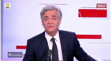 Invité : Jean-François Husson - Le journal des territoires (21/11/2018)