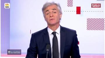 Invitée : Véronique Guillotin - Le journal des territoires (16/11/2018)