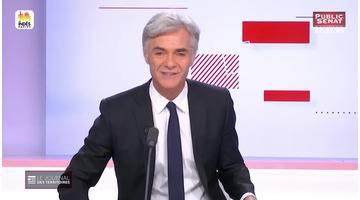 Invité : Ronan Dantec - Le journal des territoires (29/10/2018)