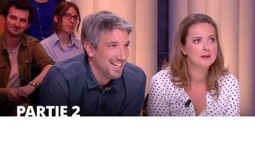 Quotidien, deuxième partie du 5 juin 2019 avec Françoise Nysse, Guillaume Meurice et Charline Vanhoenacker