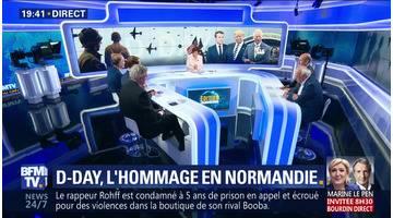 D-Day: L'hommage en Normandie