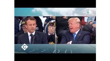 Le D-Day de Macron et Trump - C à Vous - 06/06/2019