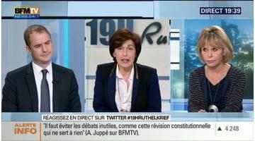 Carole Barjon face à David Revault d'Allonnes: le PS se fracture après la violente charge de Martine Aubry
