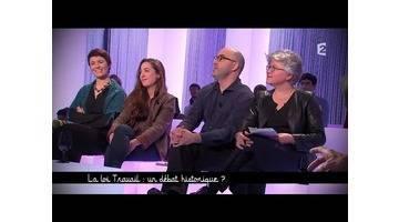 La loi Travail : un débat historique ? - Ce soir (ou jamais !) - 04/03/16 (3/5)