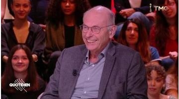 """Invité : Boris Cyrulnik pour """"La nuit j'écrirai des soleils"""""""
