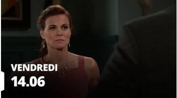 Les feux de l'amour - Episode du 14 juin 2019