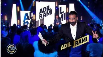 """Adil Rami est """"Jo l'Incrust"""" : la séquence en intégralité"""