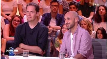 """Invités : Grand Corps Malade et Mehdi Idir pour """"La vie scolaire"""""""