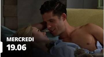 Les feux de l'amour - Episode du 19 juin 2019