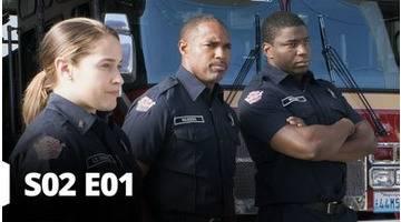 Grey's Anatomy : Station 19 - S02 E01 - Renaître de ses cendres