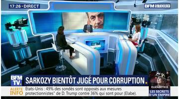 Affaire des écoutes: Nicolas Sarkozy bientôt jugé pour corruption (1/2)