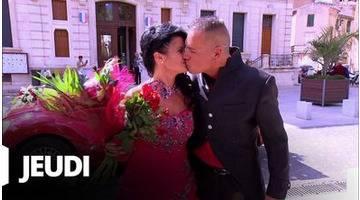 4 mariages pour 1 lune de miel du 20 juin 2019 - Nadine et Patrick