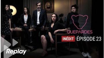 Guépardes - Episode 23 - Avec une seule lance, on n'abat pas l'éléphant