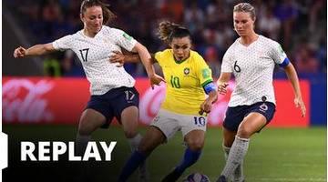 France - Brésil - Coupe du Monde Féminine de la FIFA, France 2019