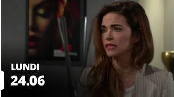 Les feux de l'amour - Episode du 24 juin 2019