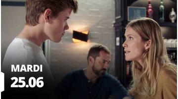 Demain nous appartient du 25 juin 2019 - Episode 493