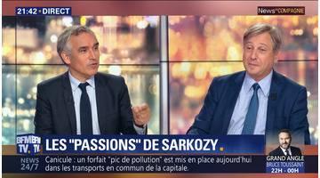 Les nouvelles confidences de Sarkozy